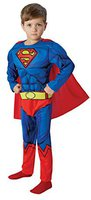 Rubies Deluxe Comic Book Superman (610781)