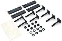 Thule Dachbox Adapter auf Vierkantrohre (346)