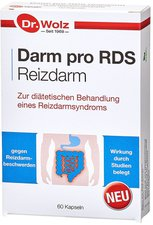 Dr. Wolz Darm Pro RDS Reizdarm magensaftresistente Kapseln (60 Stk.)