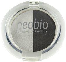 Neobio Eyeshadow Duo - 03 Smokey Night