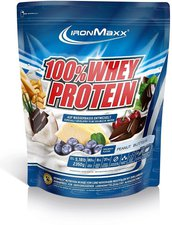IronMaxx 100% Whey Protein Erdnussbutter 2350g