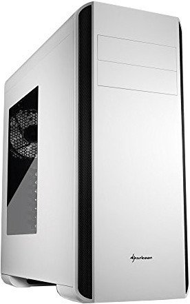 Sharkoon BW9000-W Window weiß