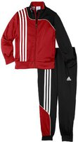 Adidas Kinder Sereno 11 Trainingsanzug university red/black