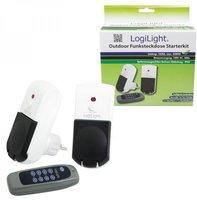 LogiLink Outdoor-Funksteckdosen-Set 3-teilig (EC0002)