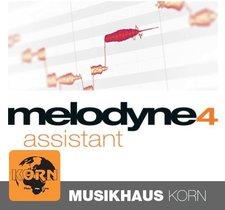 Celemony Melodyne Assistant 4