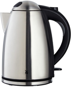 WMF Stelio Wasserkocher edelstahl-schwarz 1,7 Liter