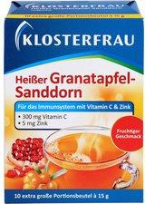 Klosterfrau Broncholind Heißer Granatapfel-Sanddorn Pulver (10 x 15 g)