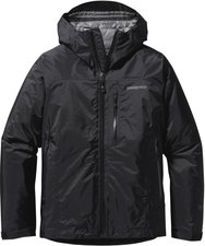 Patagonia Women's Insulated Torrentshell Jacket Black Feather