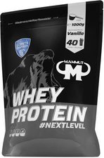 Mammut Nutrition Whey Protein 1000g Vanille