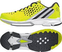 Adidas Volley Response Boost solar yellow/silver metallic/core black