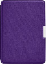 Kindle Paperwhite Leather Cover lila