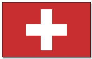 Schweiz Flagge EM 2016