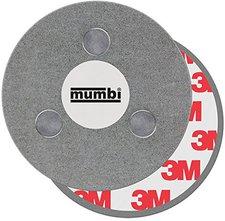 Mumbi Magnetbefestigung 2-teilig für Melder