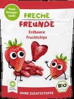erdbär Freche Freunde Fruchtchips Erdbeer (12g)