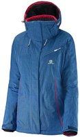 Salomon Fantasy Jacket W Dolomite Blue