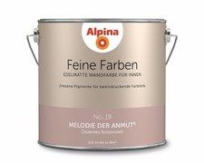 Alpina Farben Melodie der Anmut 2,5 l