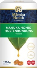 Manuka Health Lutschbonbons mit Manuka Honig MGO 400+ (100g)