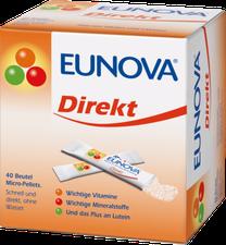 Eunova Direkt Sticks (40 Stk.)