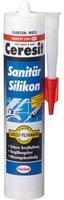 Ceresit Sanitär-Silikon 300ml silbergrau