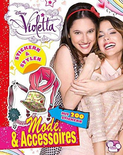 Violetta Sticker