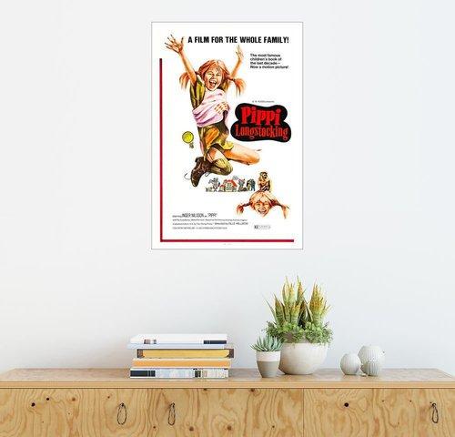 Pippi Langstrumpf Poster