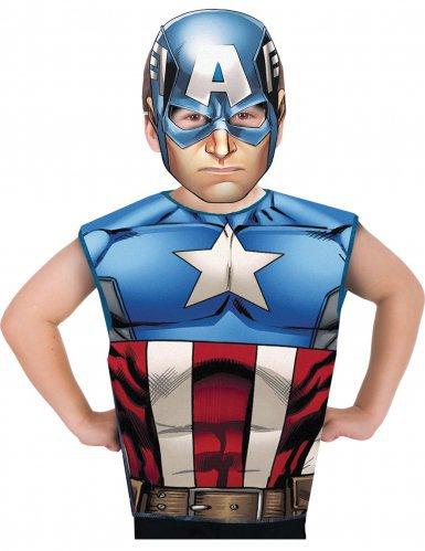 Captain America Maske