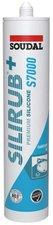Soudal Silirub+ S7000 310ml transparent