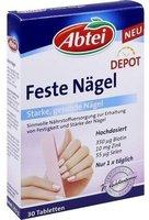 Abtei Feste Nägel Tabletten (30 Stk.)