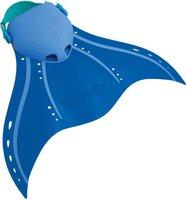 Finis Aquarius Monofin blue
