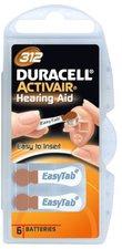 Duracell Activair 312 (10x 6 St.)