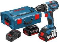 Bosch GSR 18 V-EC Professional 2 x 5.0 Ah + L-Boxx (0 601 9E8 104)