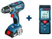 Bosch GSR 18-2-LI Plus Professional + GLM 40 (0 615 994 0G3)