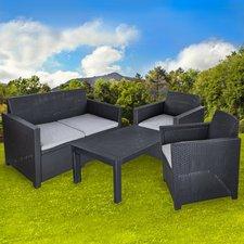 Allibert Merano Lounge Set graphit