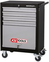 KS Tools BASICline schwarz/grau 838.0004