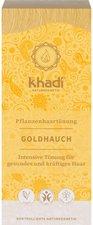 Khadi Naturprodukte Pflanzenhaarfarbe Goldhauch (100g)