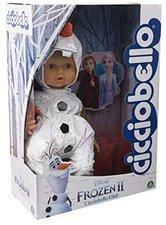Preziosi Cicciobello Olaf Frozen