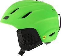 Giro Nine Mips Matte Bright Green