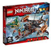LEGO Ninjago Luftschiff des Unglücks (70605)