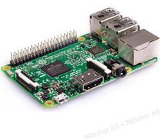 Raspberry Pi 3 Modell B 1GB