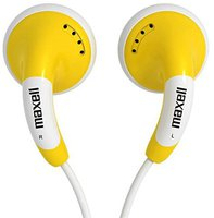 Maxell Color Budz yellow