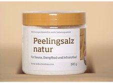 weka Holzbau Peelingsalz Natur (500g)