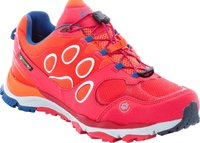 Jack Wolfskin Trail Excite Texapore Low W watercress blossom
