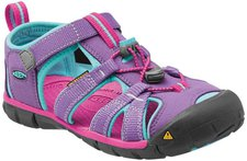 Keen Seacamp II CNX Kids purple heart/very berry