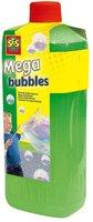 SES Mega Bubbles Nachfüllset Riesenseifenblasen 750 ml