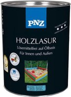PNZ Lasur für Holz deckweiß 0,75 L ( 10067)