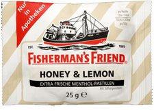 Fishermans Friend Honey & Lemon ohne Zucker Pastillen (25g)
