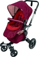 Concord Kinderwagen Neo Mobility Set Tomato Red (2016)