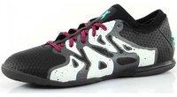 Adidas X15+ Primeknit Court Men core black/shock mint/ftwr white