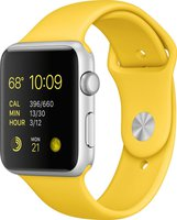 Apple Watch Sport 42mm gelb