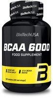 BioTech USA BCAA 6000 (100 Tabletten)